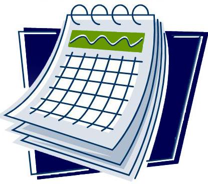 calendrier de reservation